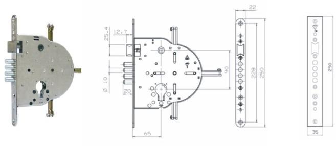 Mult-lock M265