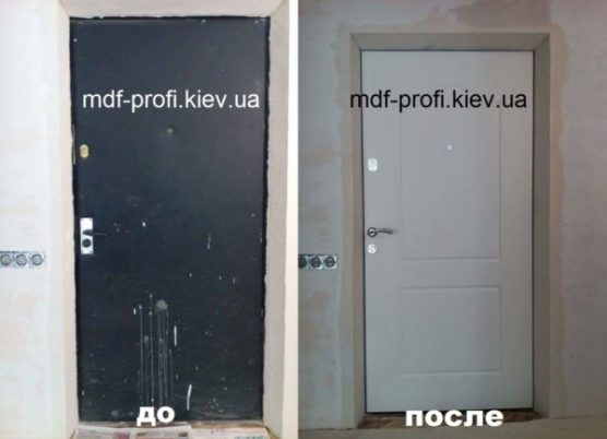 Реставрация дверей мдф своими руками видео